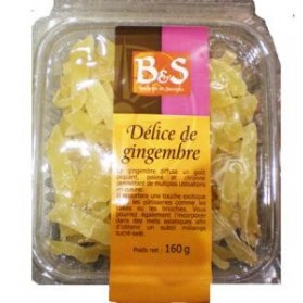 GINGEMBRE DESHYDRATE 160G