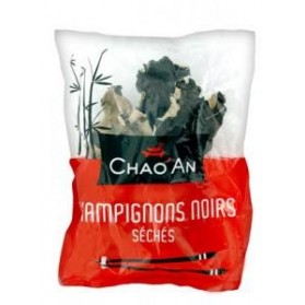 CHAMPIGNONS NOIRS SECHES ENTIERS CHAO'AN 80GR
