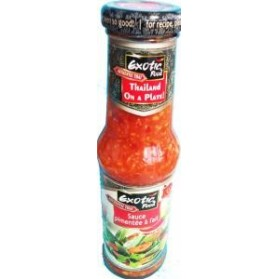EXOTIC FOOD SAUCE PIMENTEE 250ML