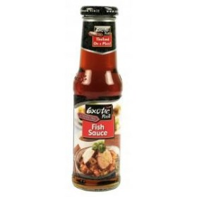 EXOTIC FOOD SAUCE NUOC MAM 250ML
