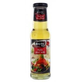 EXOTIC FOOD HUILE POUR WOK 250ML