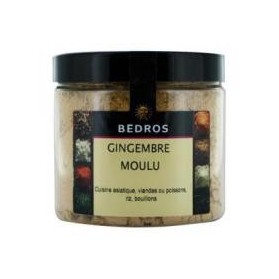 GINGEMBRE MOULU POT 80g