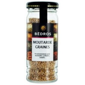 GRAINES DE MOUTARDE 150G